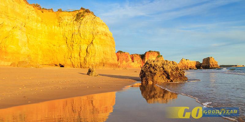 Praia Benagil - Quilometros que contam