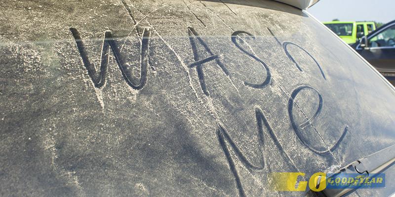 Limpeza carro - Quilometrosquecontam