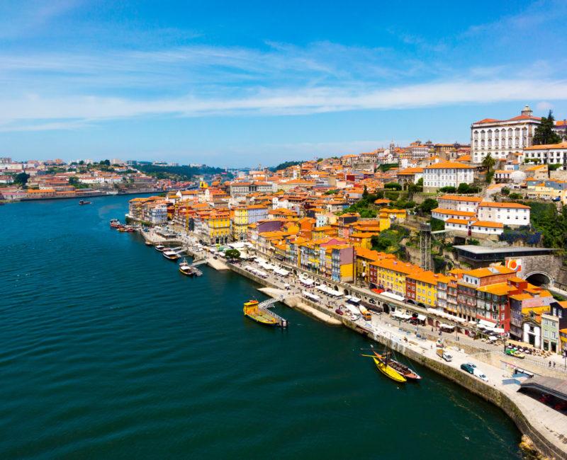 Porto skyline - Quilometrosquecontam