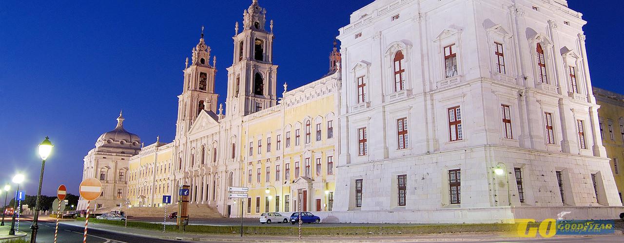Convento Mafra - Quilometrosquecontam