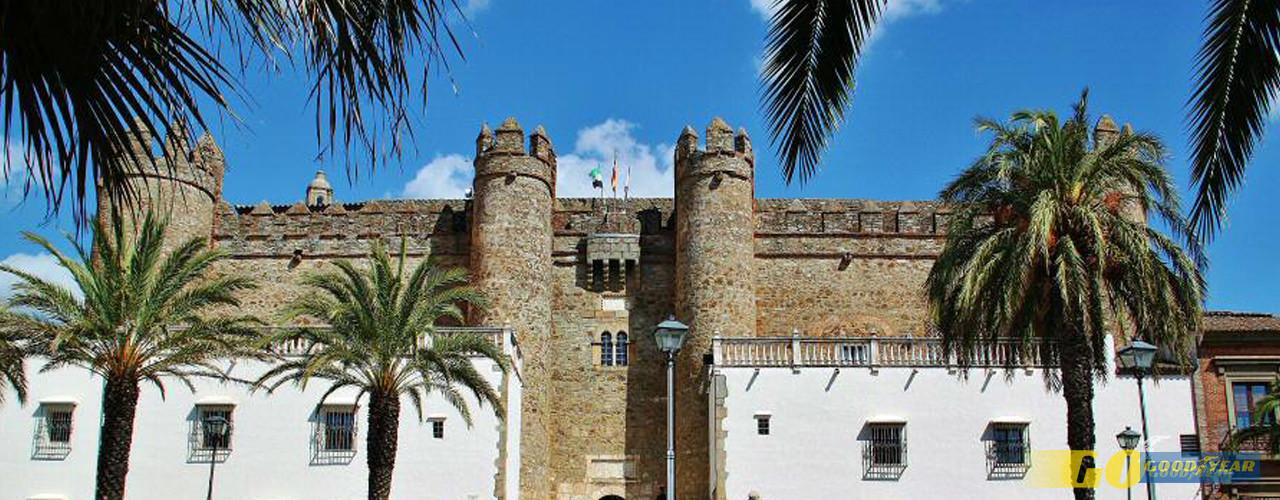 Castelo Zafra - Quilometrosquecontam