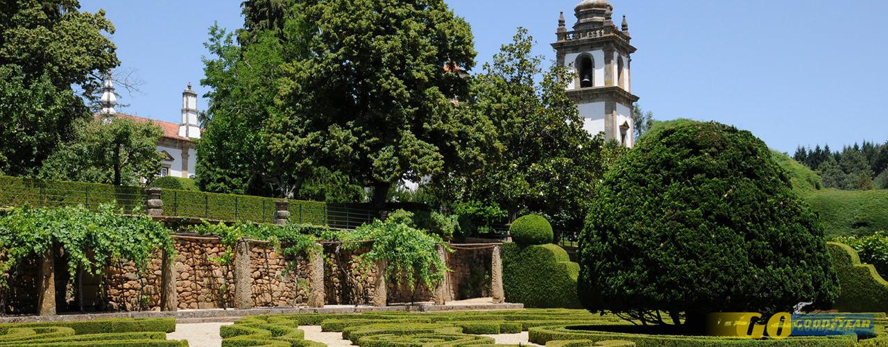 Jardim Palacio Mateus - Quilometrosquecotam