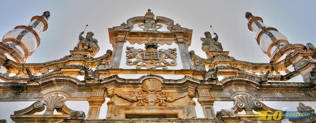 Palacio de Mateus - Quilometrosquecontam