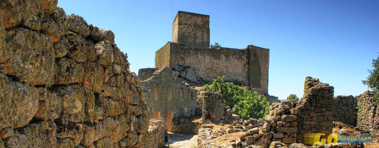 aldeia historica - Quilometrosquecontam