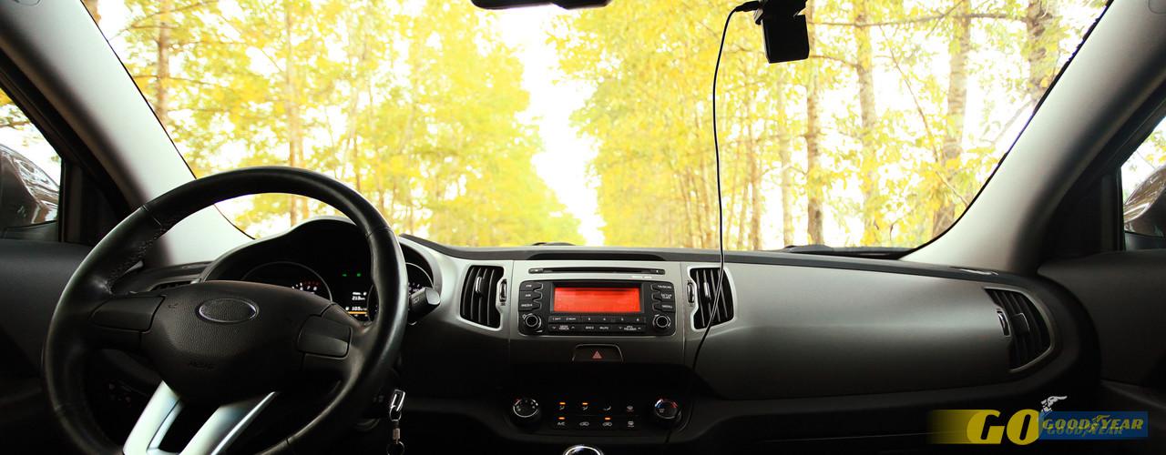 Outono carro - Quilometrosquecontam