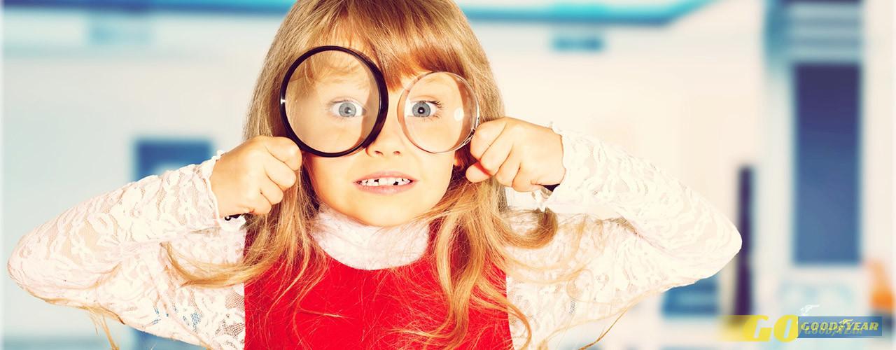 Criança - Quilometrosquecontam