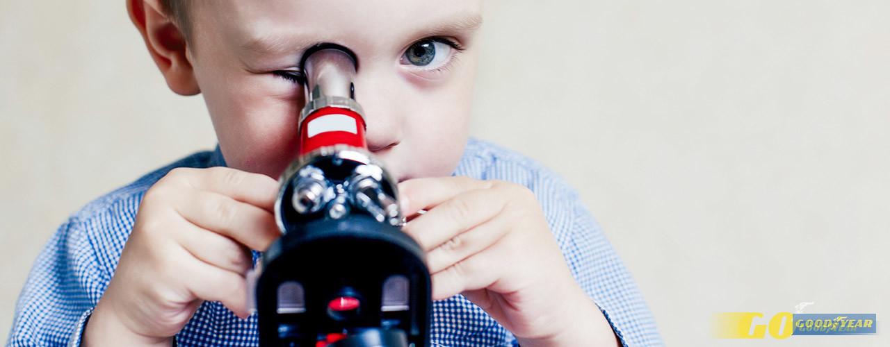 Ciencia crianças - Quilometrosquecontam