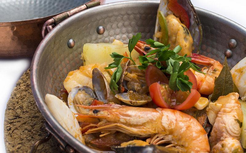 Gastronomia Algarve - Quiloemtrosquecontam