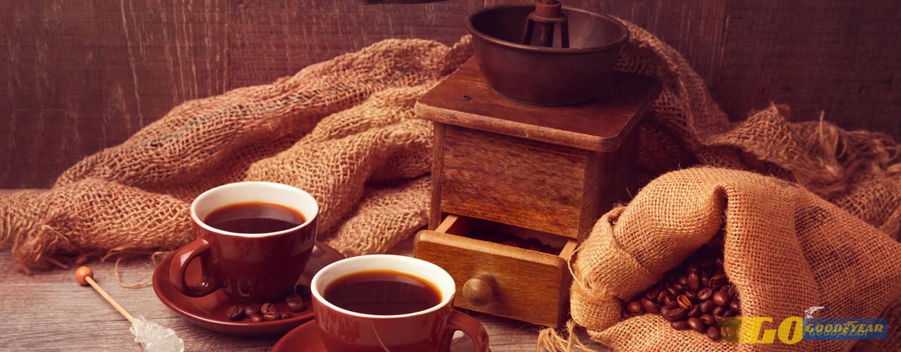 Cafe - Quilometrosquecontam