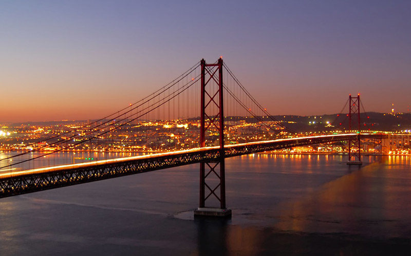 Lisboa - Quilometrosquecontam