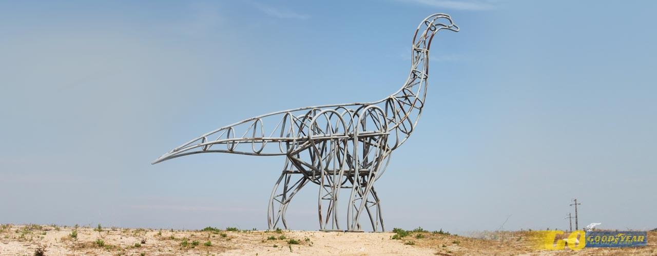 As pegadas do Jurássico em Portugal