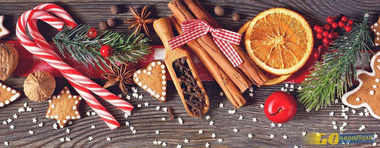 Sobremesas Natal - Quilometrosquecontam