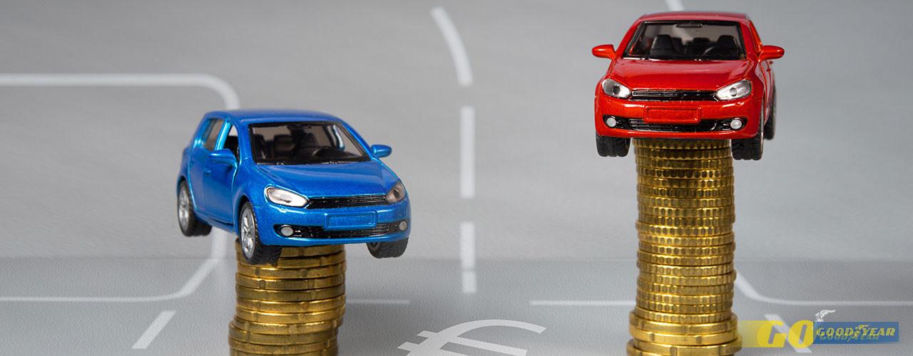 Poupar carros - Quilometrosquecontam