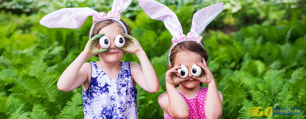 Crianças Pascoa- Quilometrosquecontam