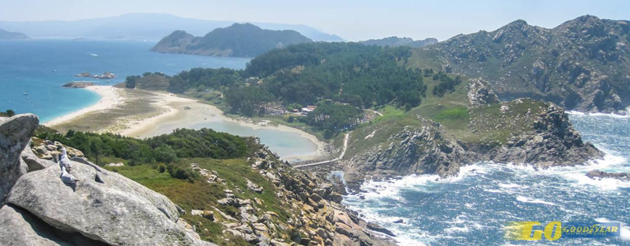 Praia Galiza - Quilometrosquecontam