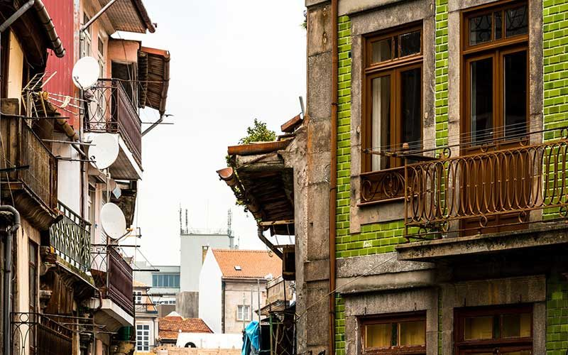Portugal rua - Quilometrosquecontam
