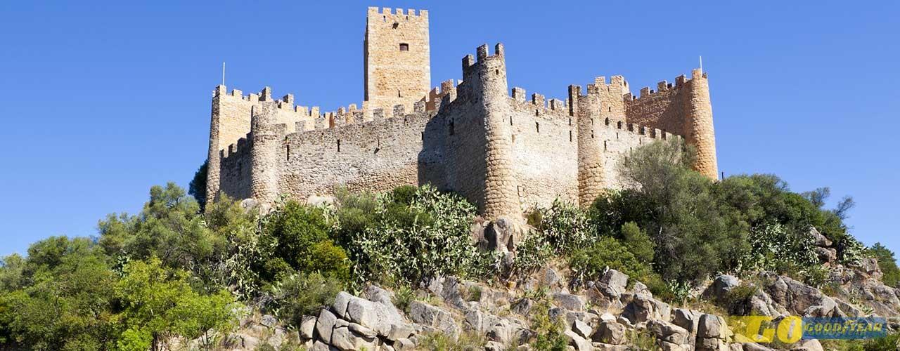 Castelo Almourol - Quilometrosquecontam