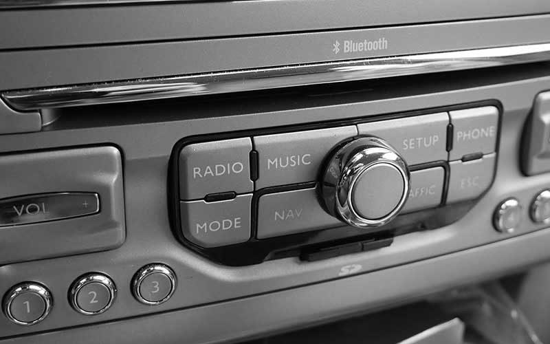 Frontal equipo audio - Quilometrosquecontam