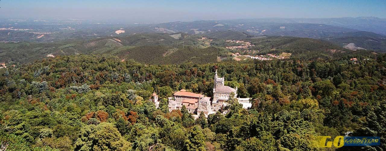 Serra do Buçaco - Quiloemtrosquecontam