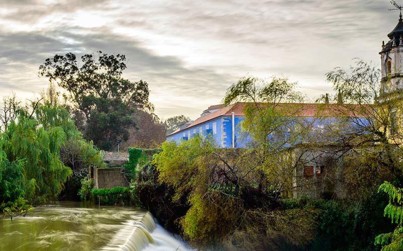 Leiria rio