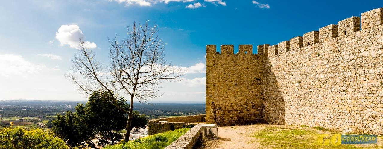 Castelo Santiago Cacem