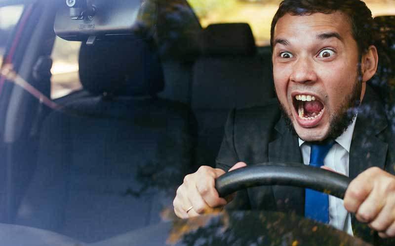 Stress no carro