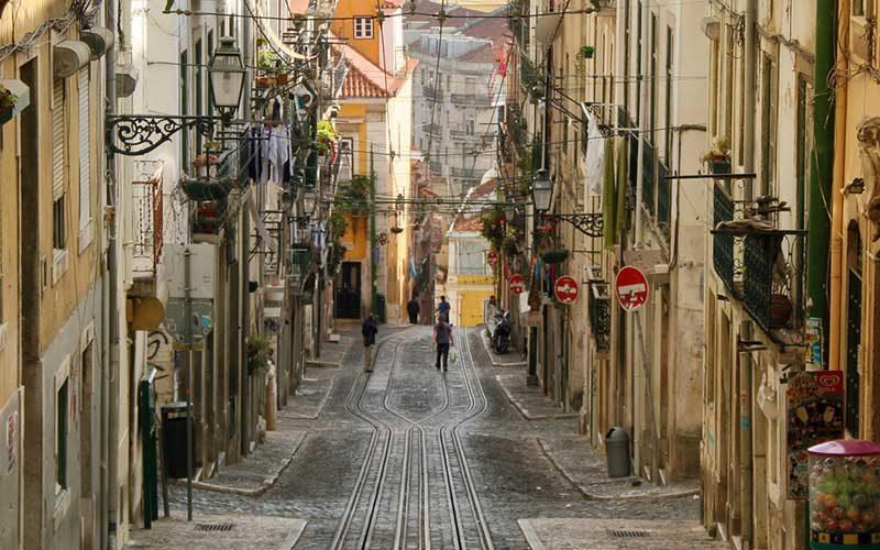 Lisboa rua