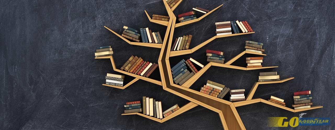 Livros arbore