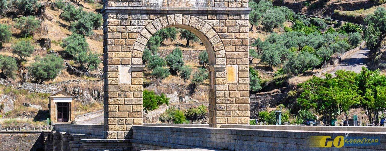 Ponte romana na Espanha