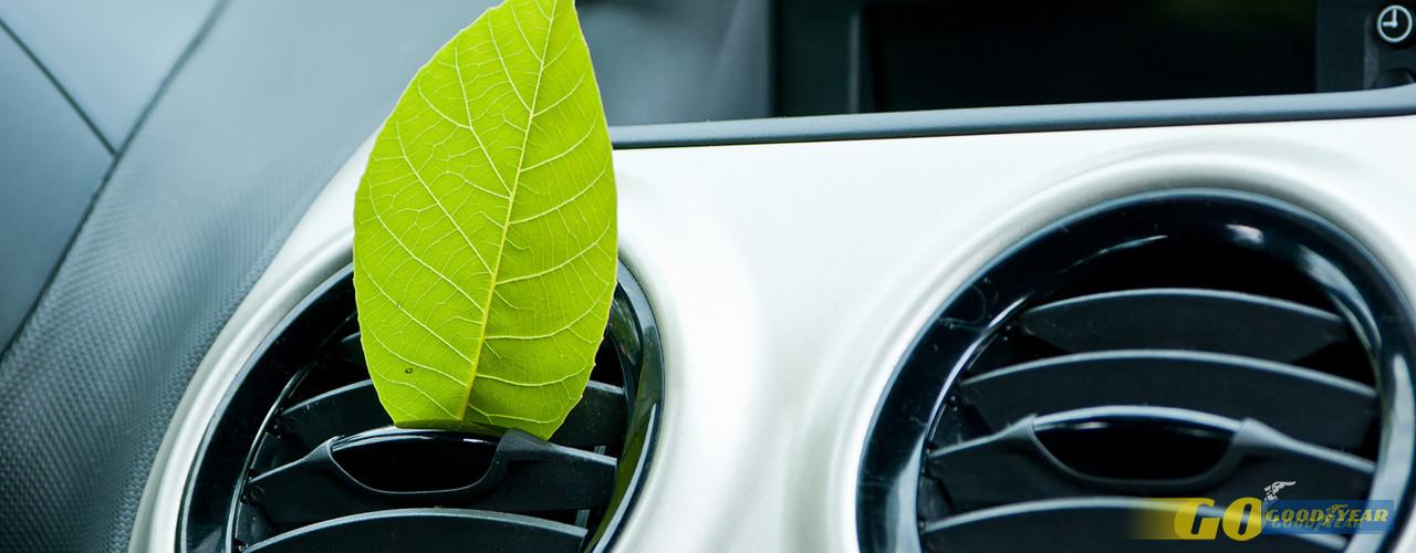 Ar-condicionado no carro