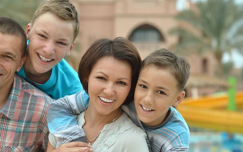 verao familia