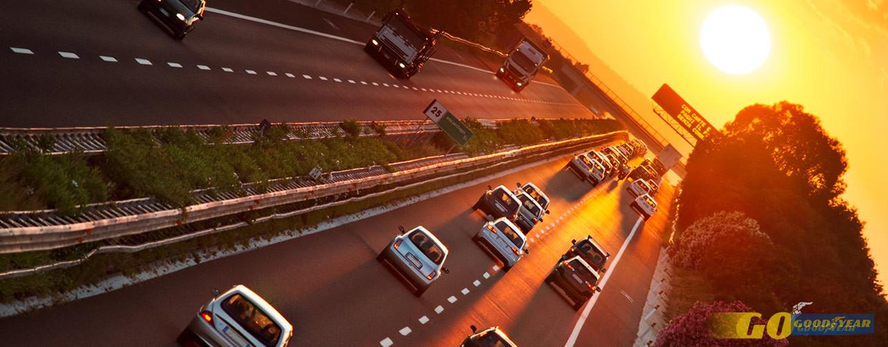 Segurança na estrada: 7 perigos que o esperam este verão