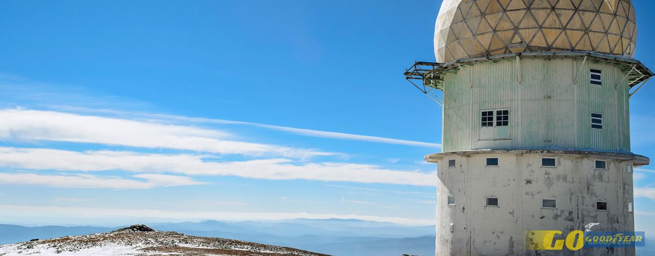 Torre, na Serra da Estrela