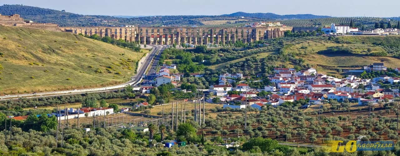 Vista de Elvas