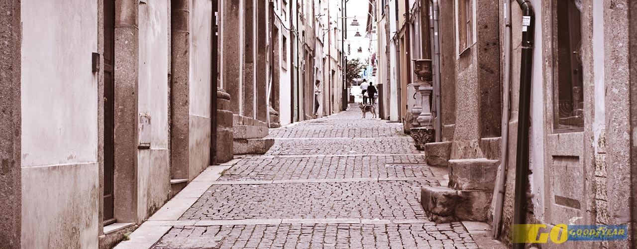 Zona Antiga Braga