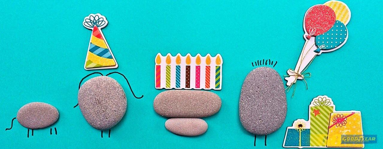 Festas de aniversário: celebre sem perder a cabeça!