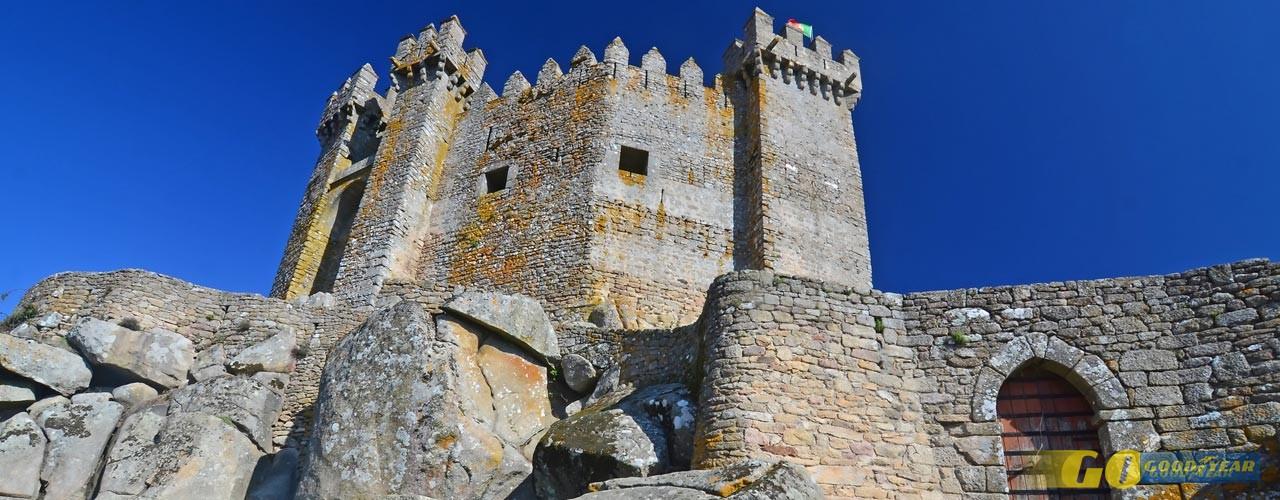 Penedono, Sernancelhe e a memória medieval da Beira