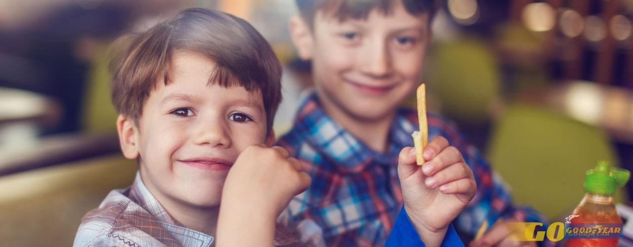 6 Restaurantes Kid Friendly na cidade do Porto