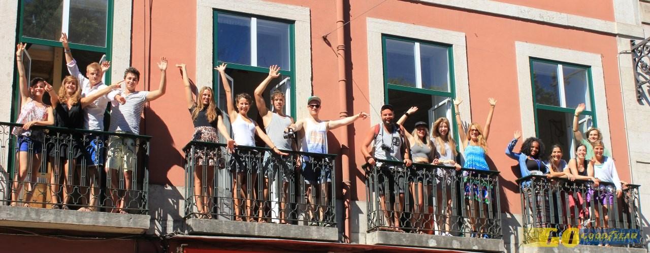 Lookout Lisbon!