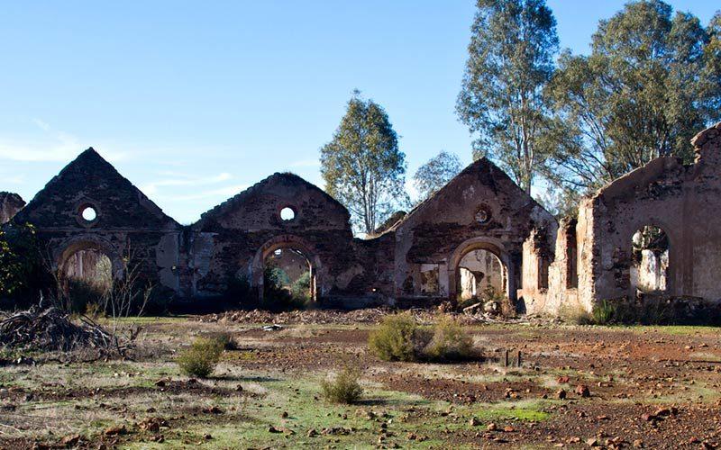 Minas de São Domingos: a tradição mineira e a fronteira