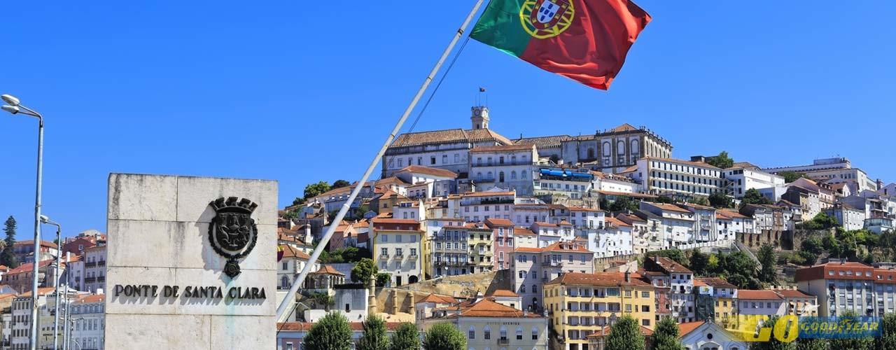 Coimbra, Ponte de Santa Clara