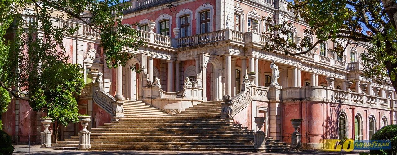 Sala de receção de Portugal