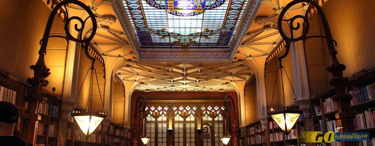 Livrarias e bibliotecas em Portugal: 5 locais de sonho