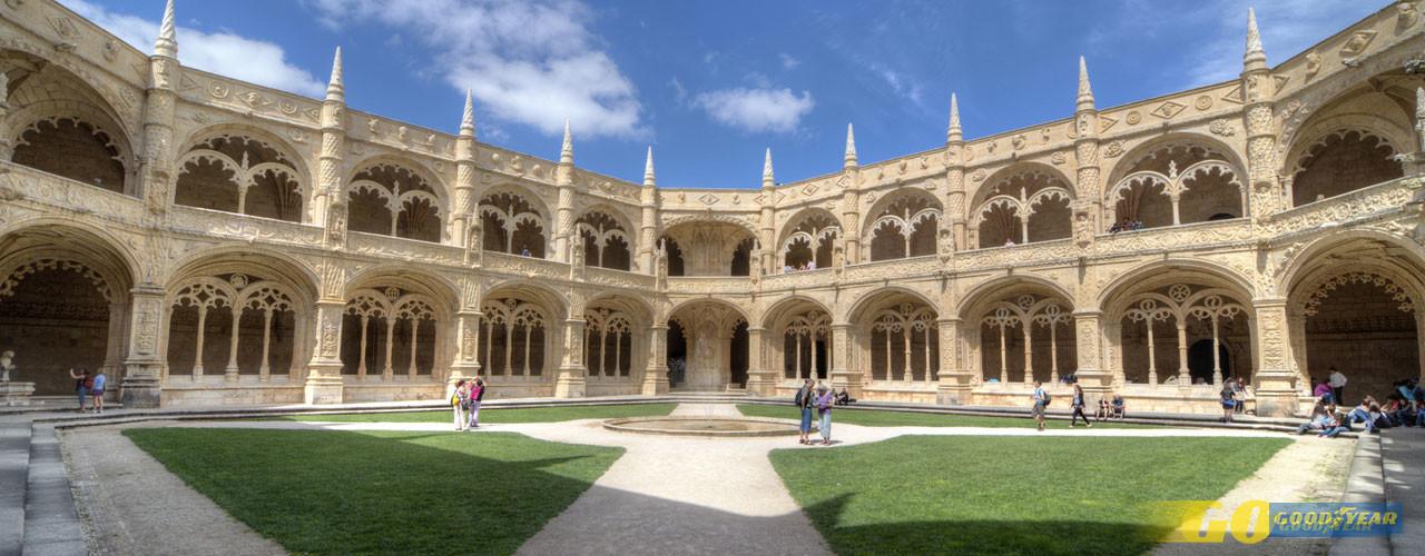 Mosteiro dos Jerónimos: onde descansam os imortais