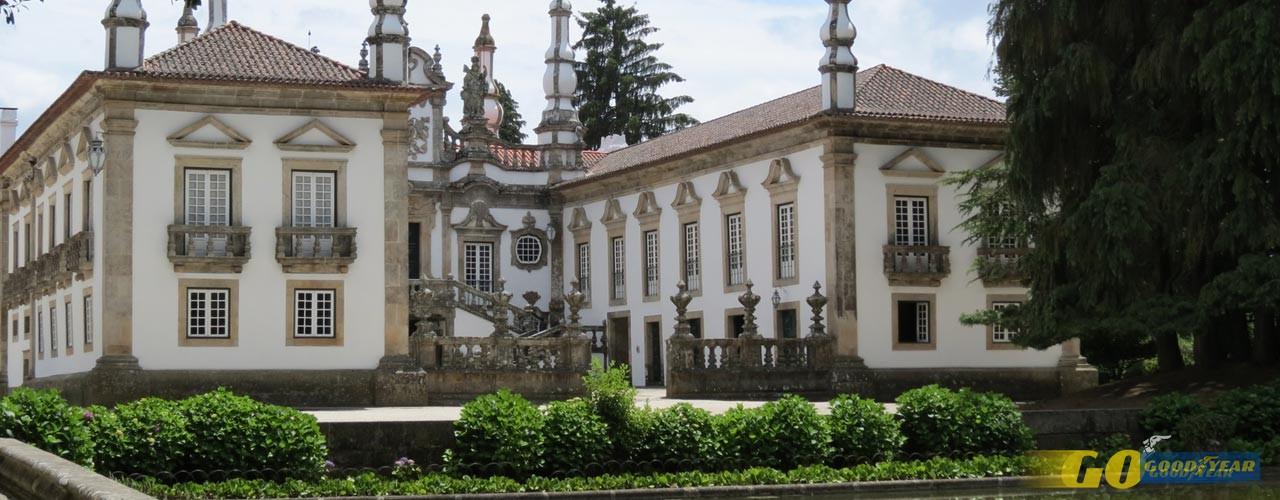 Casa Mateus em Vila Real