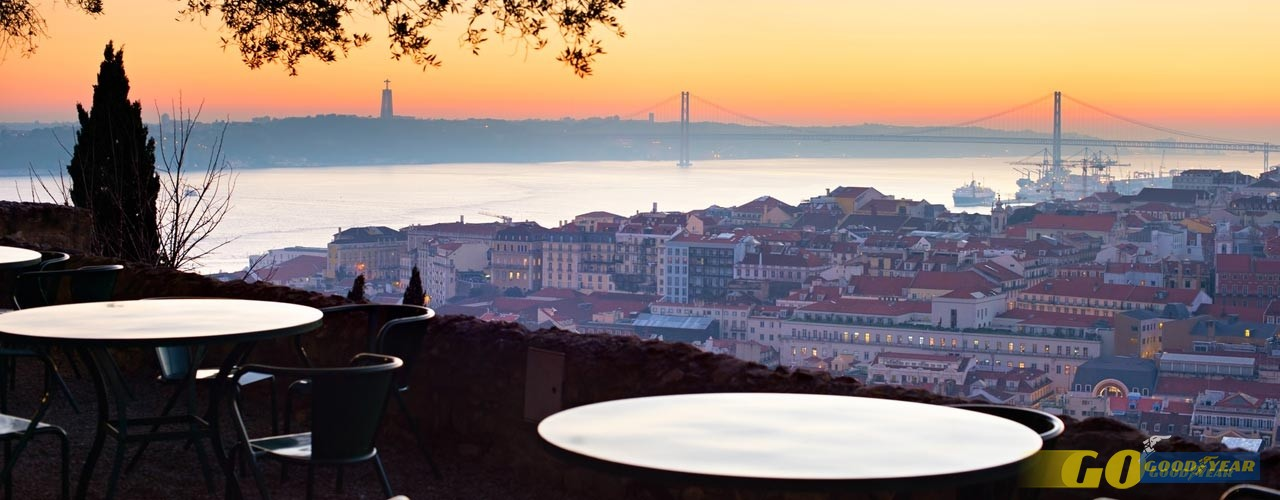 Uma dúzia de esplanadas de Lisboa para enganar o verão!