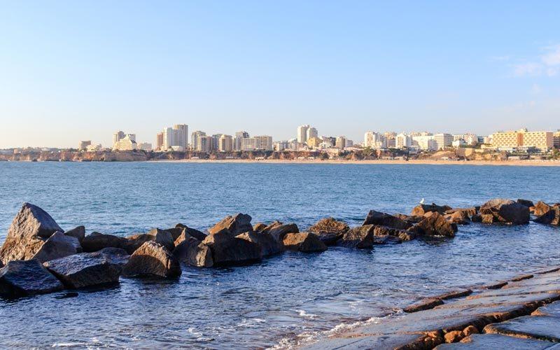 Conheça Portimão por terra, ar e mar!