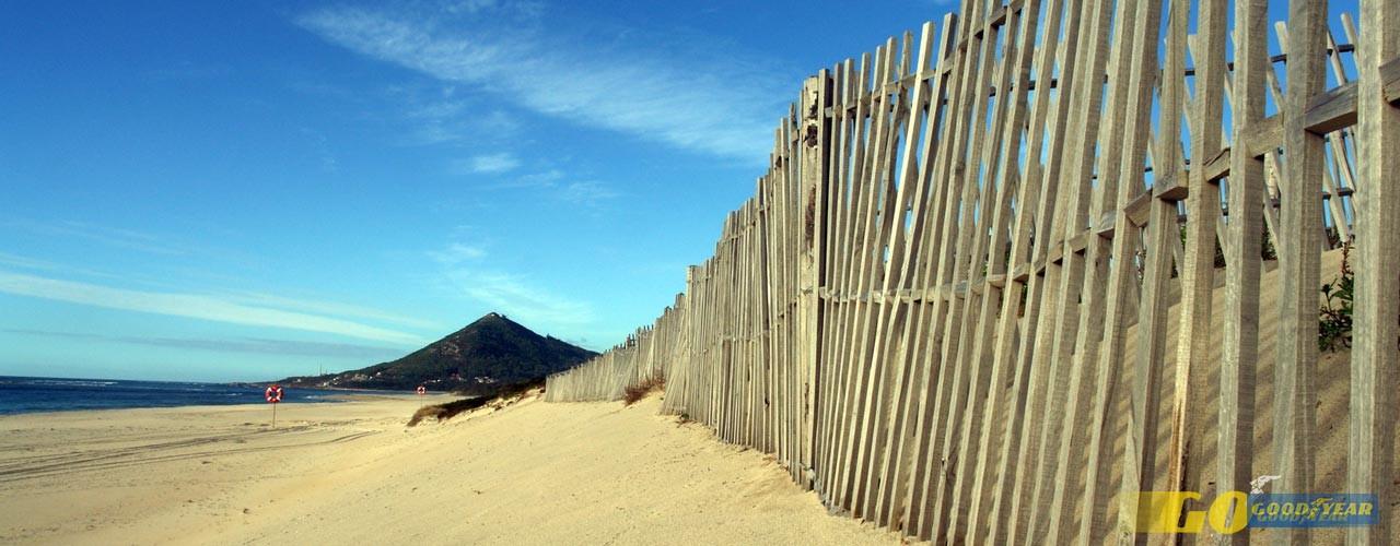Caminha, Praia de Moledo