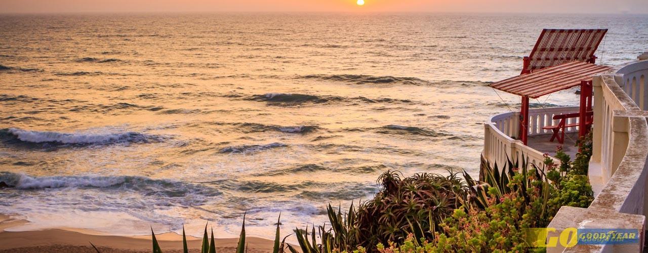 Torres Vedras, Praia de Santa Cruz