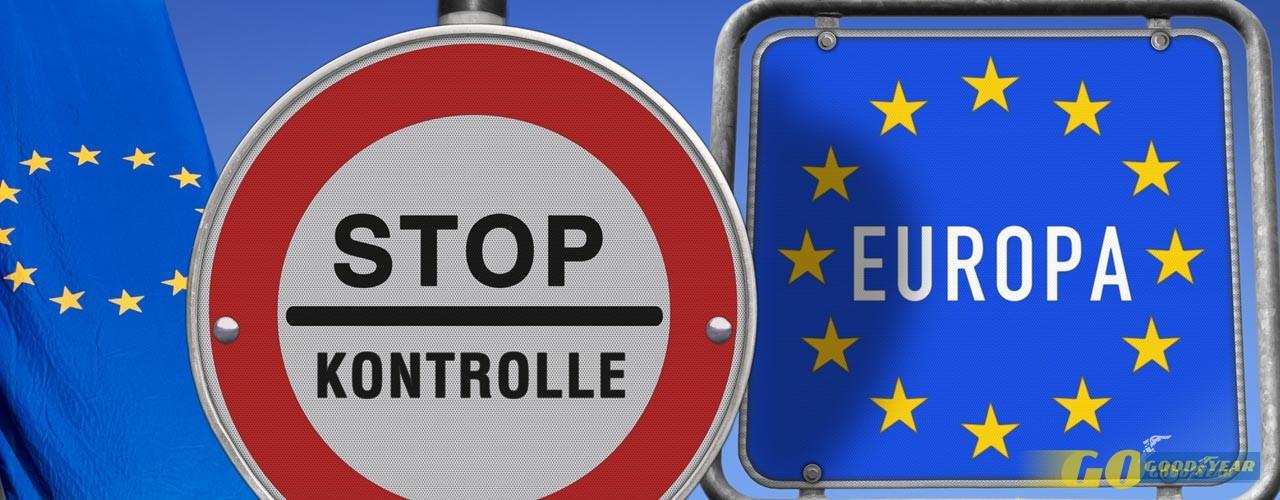Conduzir nas estradas europeias: o que muda lá fora